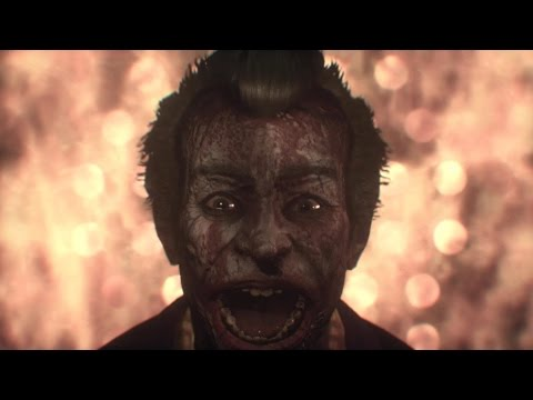 Batman Arkham Knight Alternate Intro Cutscene Joker Under My Skin
