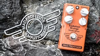 Mad Professor Underdrive - Review (it is an anti-overdrive)
