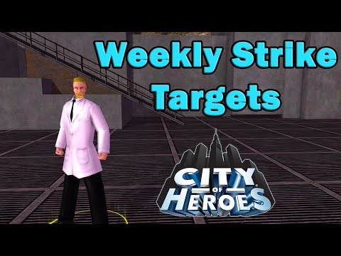 Dr. Quaterfield Task Force | Tin Mage And Apex Runs | Weekly Strike Targets