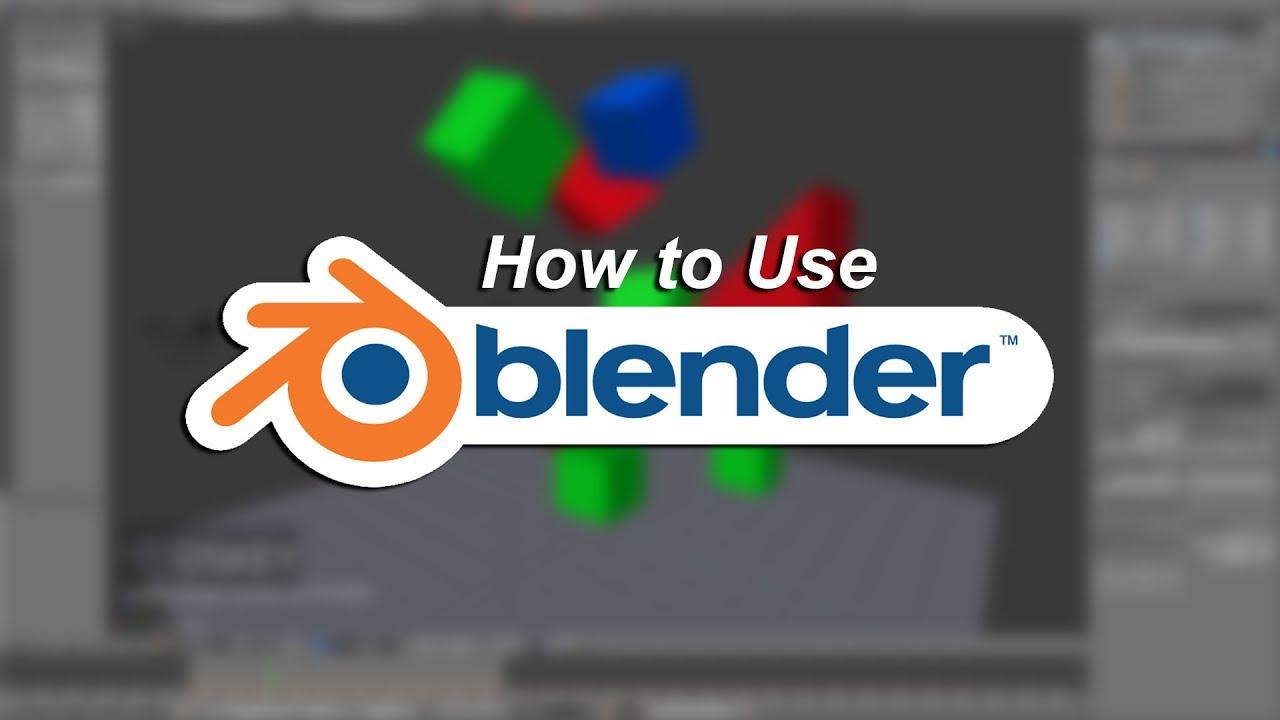 Download How to use Blender : Beginner Tutorial