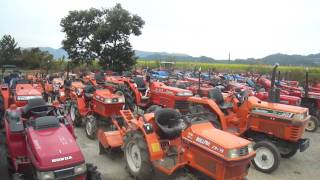 USED JAPAN TRACTORS 29 Oct 2011 Sunroutejapan Co.,LTD