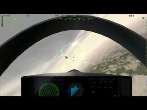 Combate aereo (ARMA 2 OA)