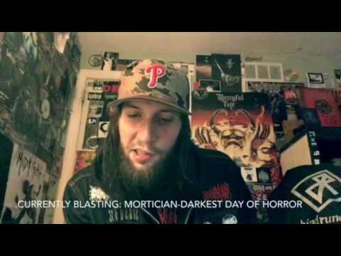 Vital Vinyl Vlog: Artificial Brain-Infrared Horizon
