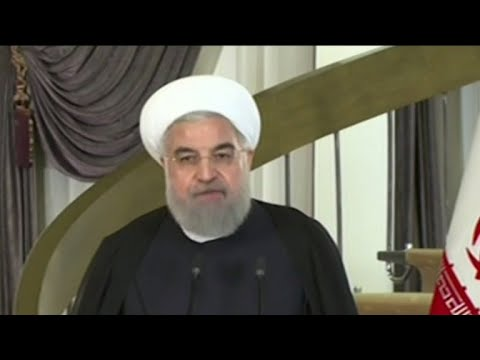 Iran responds after Trump won't certify nuclear deal