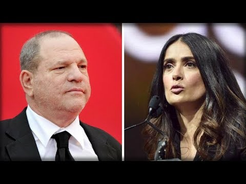 HARVEY WEINSTEIN RESPONDS TO SALMA HAYEK'S EXPLOSIVE CLAIMS