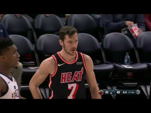 November 10, 2017 - Fox Sports Sun - Game 12 Miami Heat @ Utah Jazz - Win (06-06)(Heat Live)