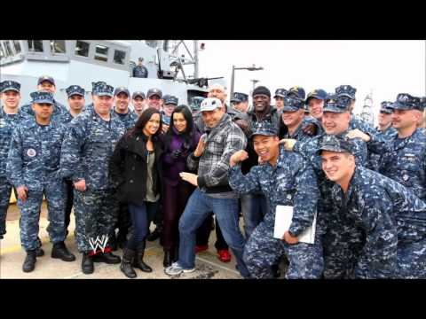 A special look at the annual WWE Tribute to the Troops