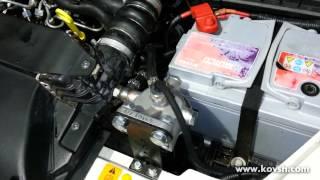 100% защита топливной аппаратуры на Ford Transit Connect 1.8 TDCi