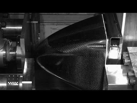 Carbon Fiber Nose Crash Test