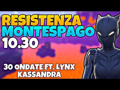 "Endurance A Montespago ""10.30"" Ft. Kassandra Lynx   Fortnite - Salva Il Mondo"