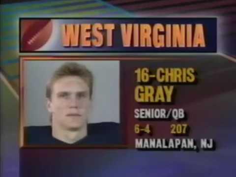 Football: Virginia Tech Highlights | 1991