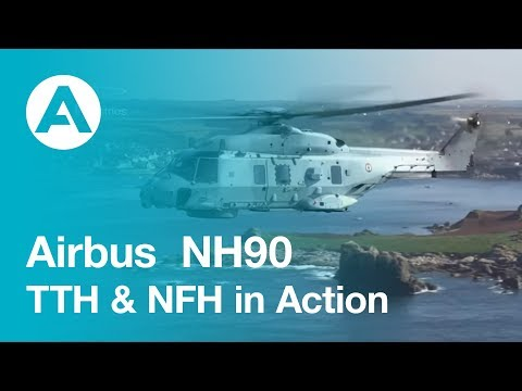 NH90 TTH & NFH in Action