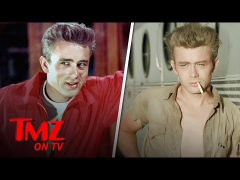 James Dean To Be Recreated For New Movie . TMZ TV