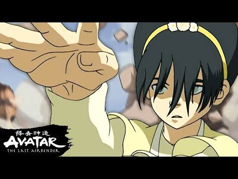 Every Toph Earthbending