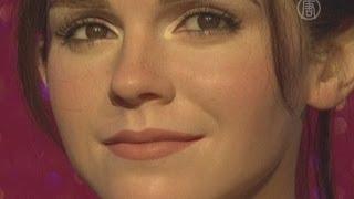 Эмма Уотсон стала восковой(( http://ntdtv.ru ) Британская актриса и модель Эмма Уотсон предстала перед зрителями в новом амплуа. Теперь она..., 2013-03-27T12:19:30.000Z)