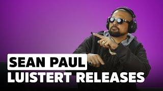 Sean Paul wil plaat maken met Jonna Fraser en Ronnie Flex I Release Reacties