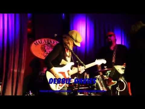 DEBBIE DAVIES IN LONG BEACH 2015