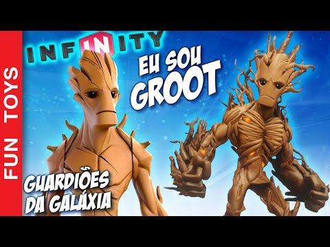 Eu sou GROOT - gameplay dos Guardiões da Galáxia com o Groot! Disney Infinity dublado em portugues: Os Guardiões da Galáxia estão de volta neste gameplay de Disney Infinity 2.0 e desta vez com o GROOT.   Nos conte nos comentários o que você acha do Groot e seus poderes. E também qual seu personagem preferido dos Guardiões da Galáxia.  Vamos jogar com todos os personagens: Gamora, Drax, Rocket Raccoon, Ronan e Yondu  Você já assistiu o novo filme dos Guardiões da Galáxia? O que achou? Comente aí embaixo!  Compre brinquedos dos Guardiões da Galáxia aqui: http://amzn.to/2q1ZNyF  Se quiser ver a série dos Vingadores, assista esta playlist: http://bit.ly/DisneyInfinityFT  Não se esqueça de dar um JOINHA no vídeo, MOSTRAR este vídeo para seus amigos e parentes e de se INSCREVER no canal clicando neste link: http://bit.ly/FunToysVideos  ✦Inscreva-se: http://bit.ly/FunToysVideos ✦Twitter: https://twitter.com/FunToysBrinque ✦Google+: https://goo.gl/QVmgp0 ✦Instagram: https://instagram.com/fun_toys_brinquedos/ ✦Blog: http://festadeideias.com.br/Fun_Toys_Brinquedos/ ✦Facebook: http://bit.ly/FunToysFacebook   ✦VEJA ABAIXO outros vídeos legais: - Todos os Gameplays: https://www.youtube.com/watch?v=4DElElgNGB4&list=PL2edokDcUWHIZRjdi8d-Gj3NaBM8UWN8r  - Todos as Construções de Lego com Minecraft: https://www.youtube.com/playlist?list=PL2edokDcUWHLtdIVszqrE2C9BI1AmTrW9  - Todos de fazer com lápis papel e alguns com lego: https://www.youtube.com/playlist?list=PL2edokDcUWHLy2CKSSjocDGgMD5Y8lAXL  - Todos com Estorinhas com brinquedos: https://www.youtube.com/playlist?list=PL2edokDcUWHJqv9GlD0UFfNiqVfwFysv0  - Meus vídeos Favoritos: https://www.youtube.com/playlist?list=PL2edokDcUWHJkaMtTyWXEODq8703ra-Lu  - Todos os nossos vídeos de Star Wars: https://www.youtube.com/playlist?list=PL2edokDcUWHIbLmvKreS8ToGqLdvYgA8I  - Aqui você pode ver TODOS os vídeos: http://bit.ly/FunToysVideos  - Faça sua PRÓPRIA Pokebola com Lego ou no MINECRAFT - Pokemon Go: https://www.youtube.com/watch?v=xmVxWs