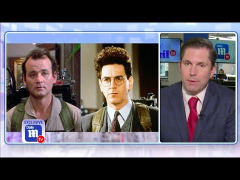 Harold Ramis' bitter feud with Bill Murray  DailyMailTV