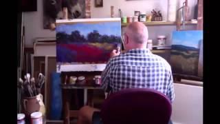 Домашний этюд Марка Бравермана. О творчестве, кистях и музыке