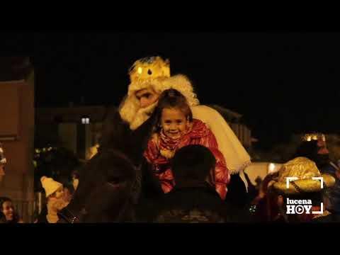 VÍDEO: La Cabalgata de los Borriquillos recorrió el barrio de Quiebracarretas dejando alegría y solidaridad