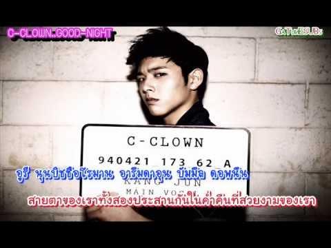[ซับไทย] C-CLOWN - GOOD-NIGHT (AUDIO)