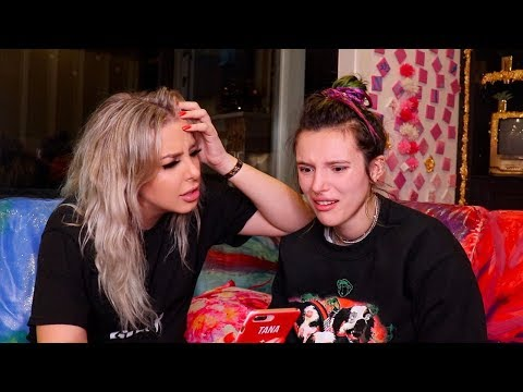 Reading Hate Comments About Our Relationship ft. Bella Thorne