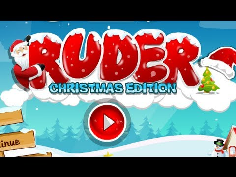 Ruder Christmas Edition-Walkthrough