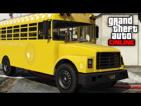 GTA 5 Online - 5 Fun Modded Jobs Online (Rare, Secret & Unobtainable Vehicles)