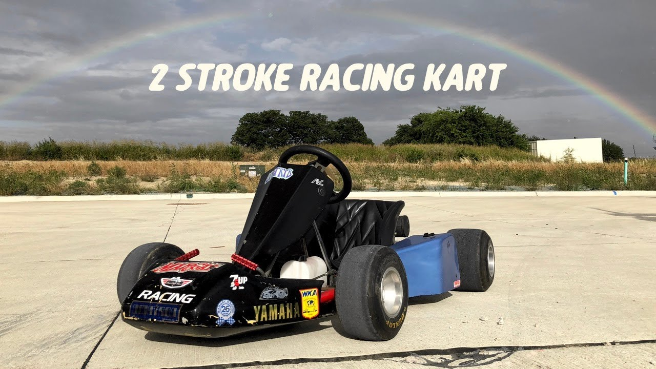 2 Stroke Racing Go Kart Top Sd