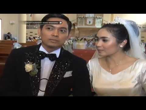 Donnie Ada Band melangsungkan pernikahan di Surabaya