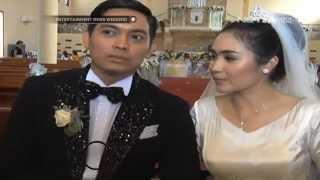 Video Donnie Ada Band melangsungkan pernikahan di Surabaya download MP3, 3GP, MP4, WEBM, AVI, FLV Februari 2018