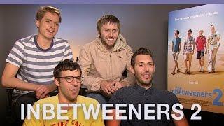 'The Inbetweeners 2' creators vs stars!