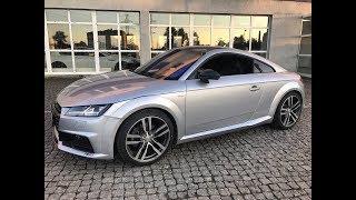 Audi TT 8S на чипе! Авто для первого парня на районе за 1790 тыс. ₽