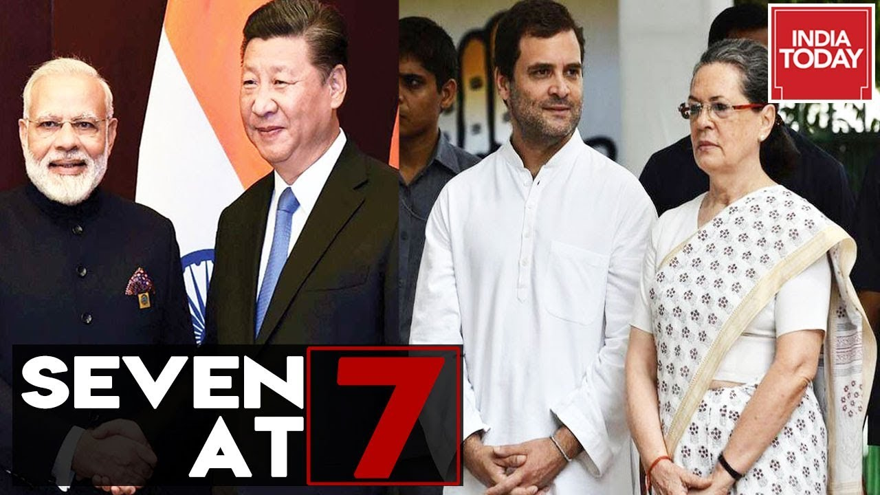 Download 7@7 | Top Headlines Of The Day | India Today | 9 October 2019