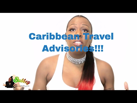 Canada's Travel Advisory For Caribbean Islands Where NOT To Visit | Babbzy Media