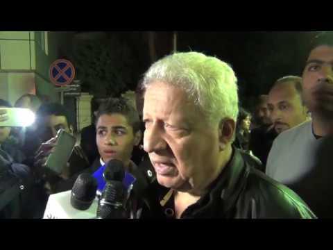 «مرتضي»: «هنفضل ندافع في كأس العالم.. ومجدي عبد الغني هيفضل يتنطط علينا»  - نشر قبل 22 ساعة