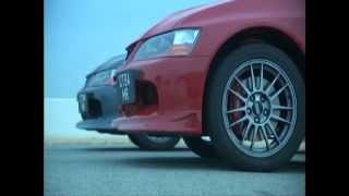 2006年三菱ディーラーにて配布されていた、エボ9MR・4G63ファイナルモデ...