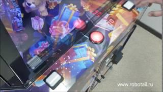 видео Вендинговые автоматы с сувенирами