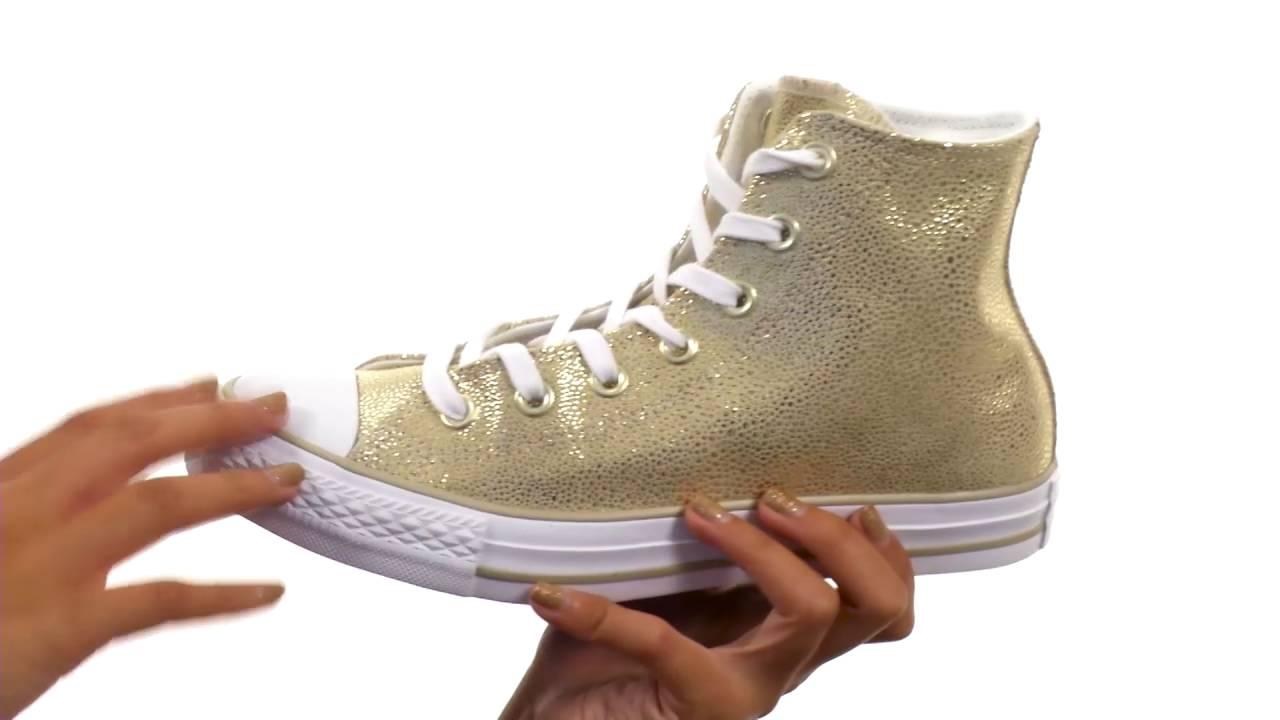 Converse Chuck Taylor® All Star® Stingray Metallic Hi SKU 8710503 ... 5d97a5622