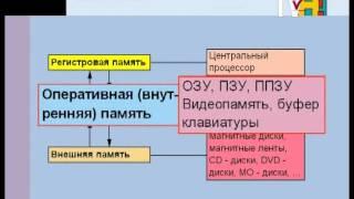 Информатика 10- 11 класс. Кодирование информации в ЦЭВМ