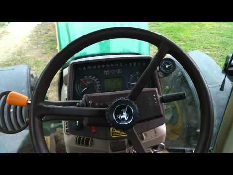 John deere 6920 steering problem
