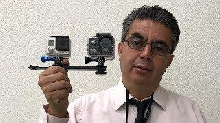 2017. GoPro Black 3+ vs Action Cam Mobo.