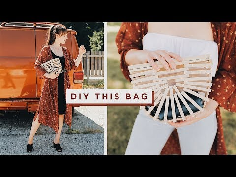 We Re-created the Bamboo Ark Bag?!