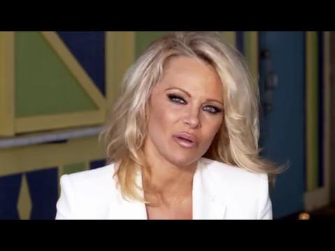 "Baywatch: Pamela Anderson ""Casey Jean Parker"" Behind the Scenes Movie Interview"