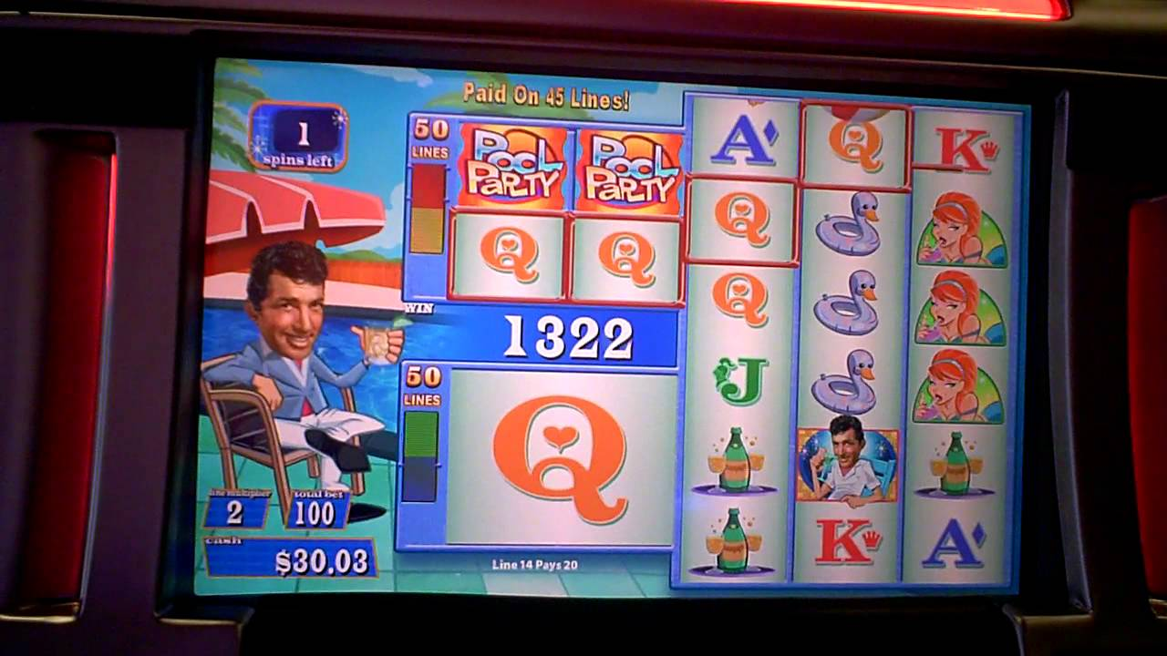 Slots Bonus Pool