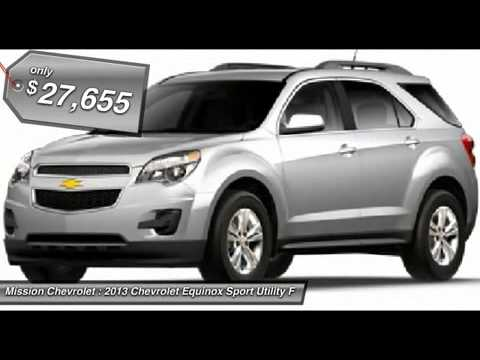 2013 CHEVROLET EQUINOX El Paso, TX 31055