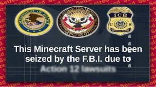 Why I'm being Sued for having a Minecraft Server..