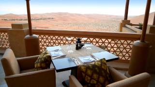 Qasr Al Sarab Desert Resort by Anantara - A luxury oasis for discerning travellers.