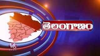 All Set For Kaleshwaram Project Inauguration | Drizzles In Parts Of Telangana | V6 News